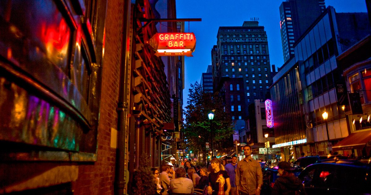 20 Awesome Bars And Nightlife Spots In Philadelphia S Borhood Visit