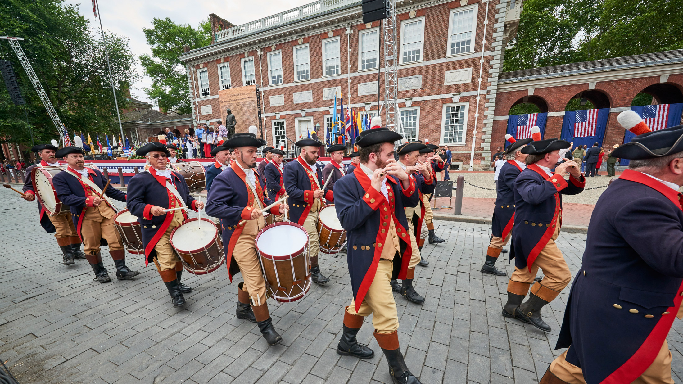 An Hour By Guide To July 4th In Philadelphia 2018