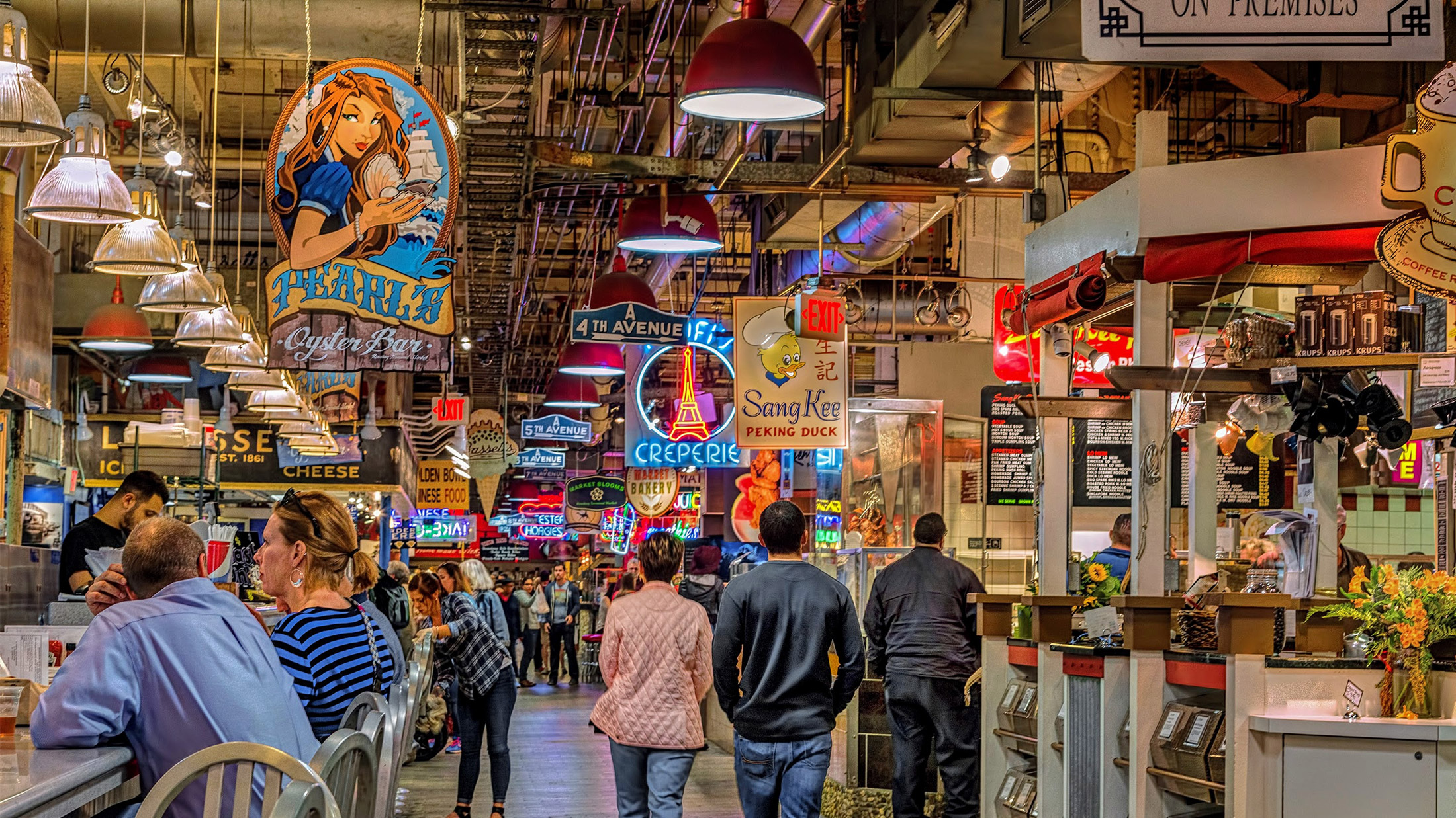 Reading Terminal Market — Visit Philadelphia