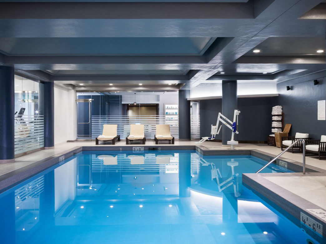 Guide To Hotel Pools In Philadelphia Visit Philadelphia