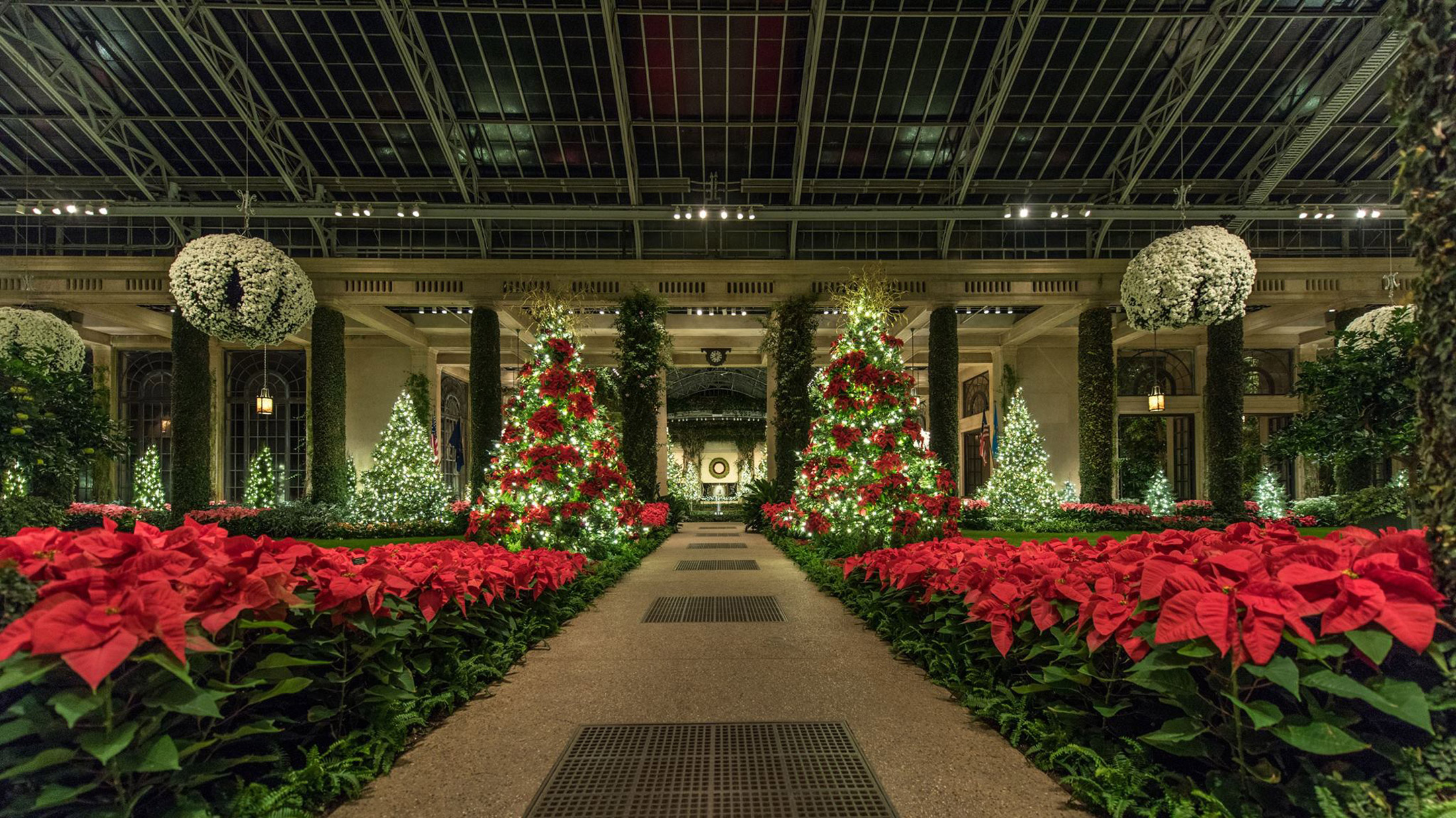 A Longwood Christmas at Longwood Gardens — Visit Philadelphia