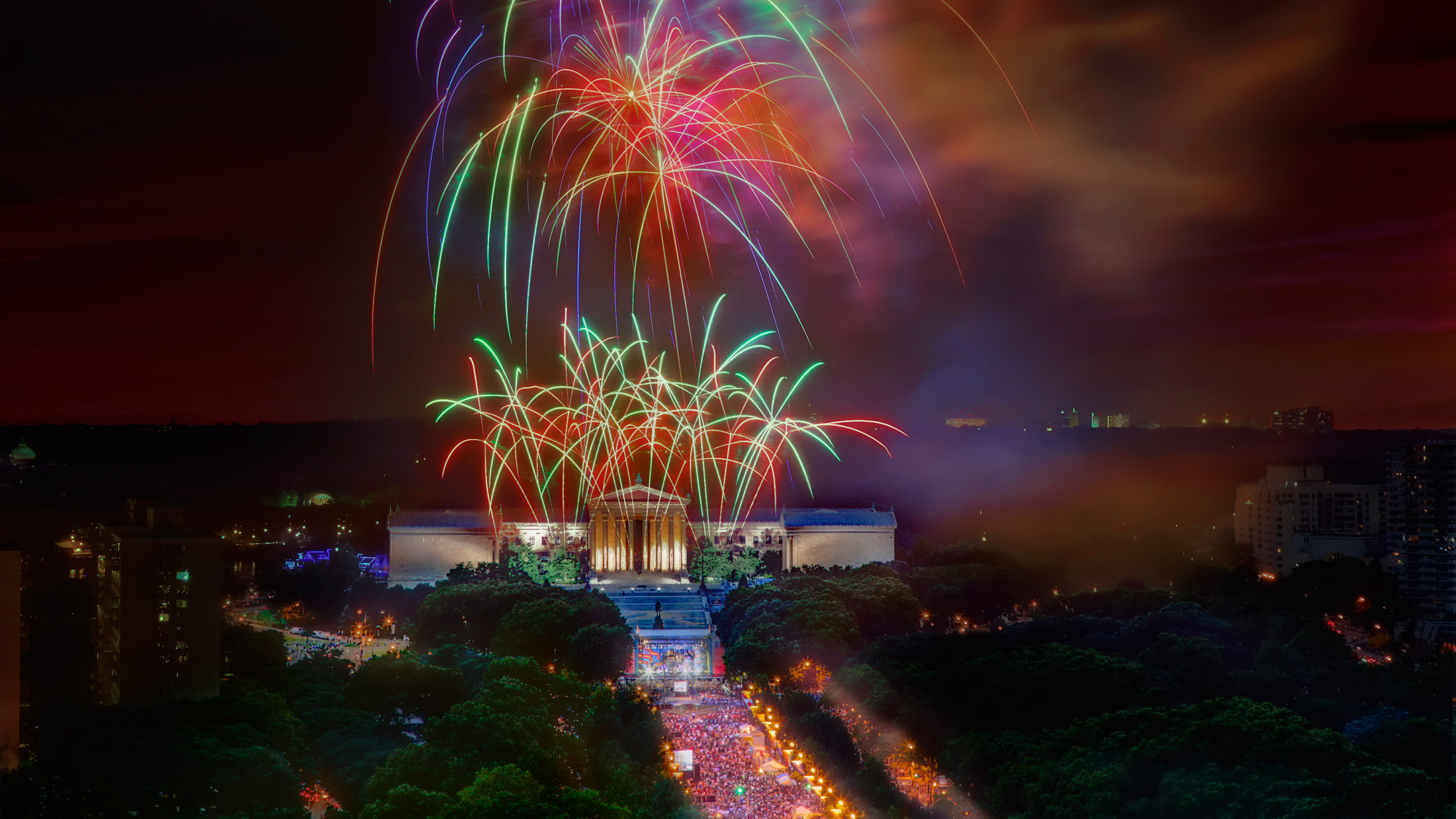 appreciating pyrotechnics the art of fireworks Pyrotechnics: the history and art  vi fireworks in the nineteenth and twentieth cen¬  the art is that i am of the eighth generation of a family of.